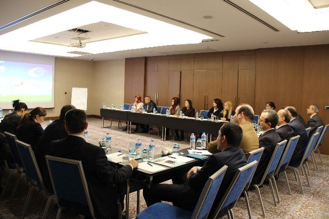 Kayseri İli Bölge Hastanesi Etki Analizi Çalışması Projesinin Çalıştayı Gerçekleştirildi