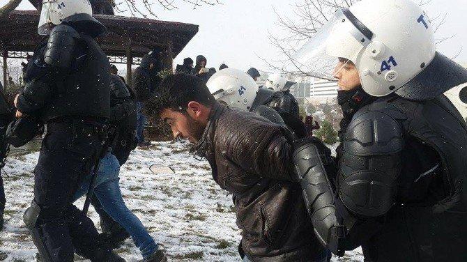Kocaeli Üniversitesi Karıştı: 28 Gözaltı