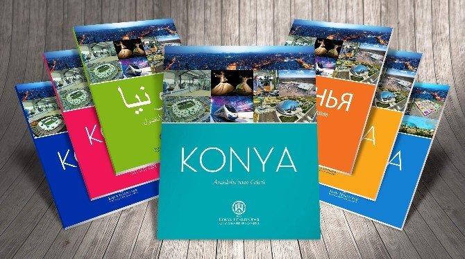 KTO, 7 Dilde Konya Tanıtım Kitabı Hazırladı