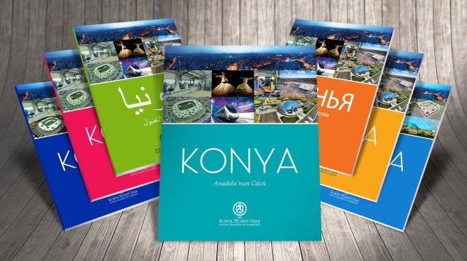 Konya'yı 7 dilde anlatan kitap yazıldı