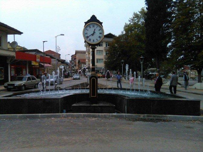 Kozcağız'da Çevre Düzenlemeleri Tamamlandı