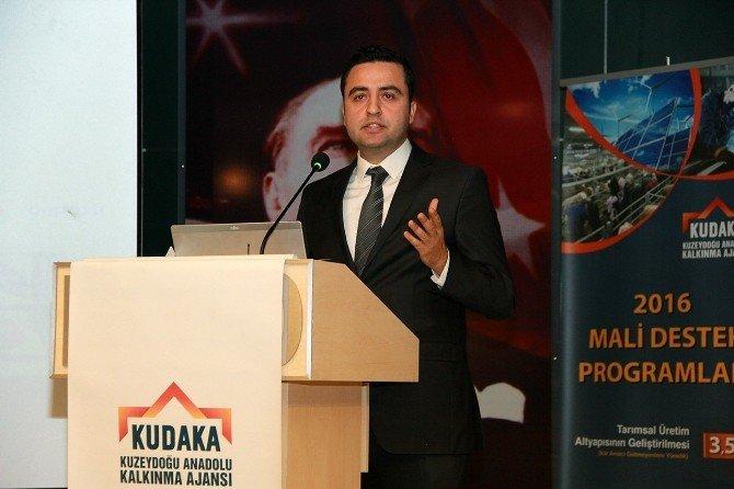 Erzurum Bilgilendirme Toplantısı Yoğun İlgi Gördü