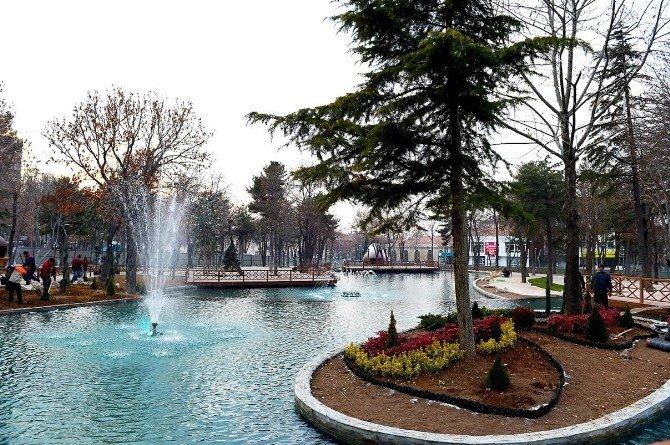Başkan Çakır, Hürriyet Parkında İnceleme Yaptı