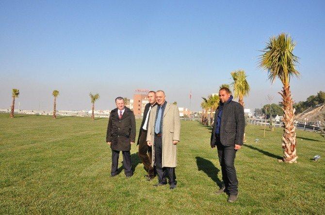 Kuva-yı Milliye Anıtı Büyükşehirle Daha Modern