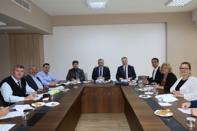 Yılın Son Encümen Toplantısı Yapıldı