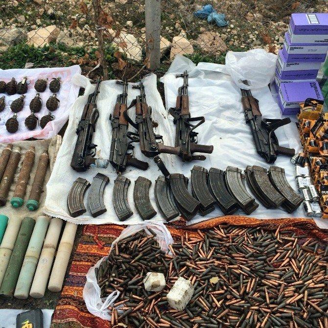 Dargeçit'te 36 PKK'lı Öldürüldü