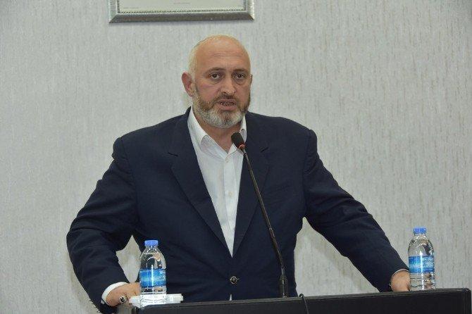 """İlahiyat Fakültesi'nde """"Mavi Marmara"""" Konuşuldu"""
