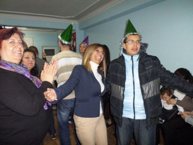 Mudanyalı Engelliler Yeni Yıla Birlikte Girdi