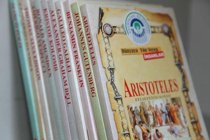 Odunpazarı Çocukları Yeni Yıla Kitaplarla Giriyor
