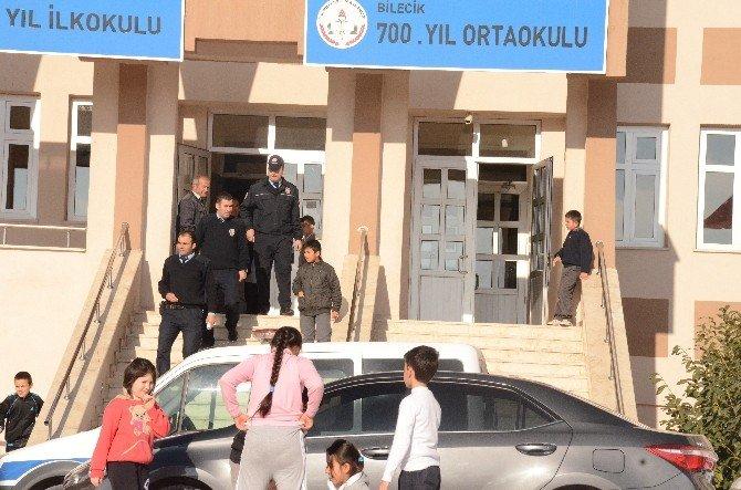 Bilecik'te Hizmetlinin Öğretmene Kesici Bir Aletle Saldırdığı İddiası