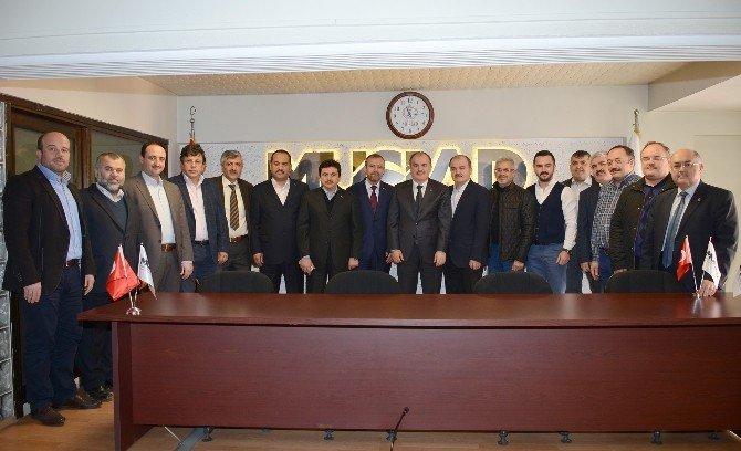 Başkan Gürlesin, Pamukkale'nin İşletme Hakkının Geri Verilmesini İstiyor
