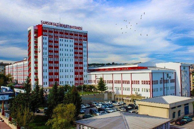 Samsun'da 2015 Yılında Yaklaşık 6 Milyon Hasta Muayene Edildi