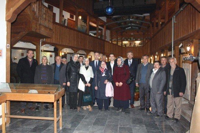 Sarıcakaya Belediyesi'nden Kültür Gezileri