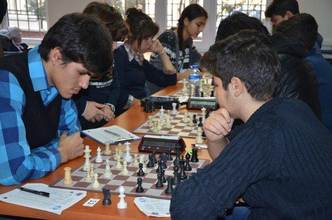 Yıldızlar İl Birinciliği Satranç Turnuvası Tamamlandı