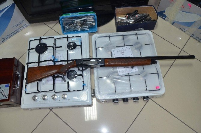 Odunpazarı Polisinden Büyük Hırsızlık Operasyonu