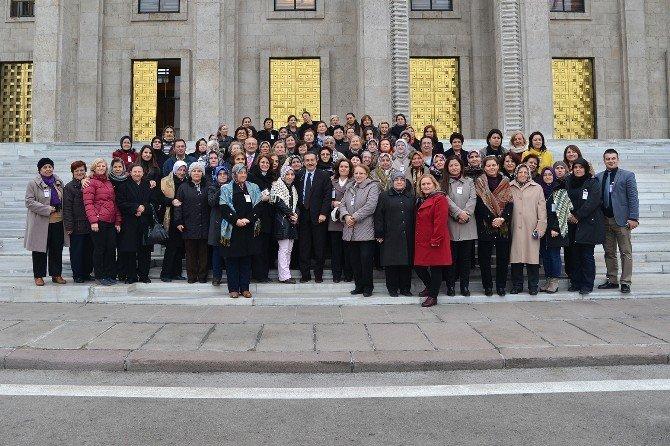Eskişehirli Kadınlar Millet Meclisinde