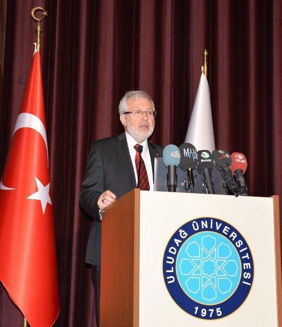 Uludağ Üniversitesi, Araştırma Projelerine 6 Ayda 12 Milyon Lira Kaynak Aktardı