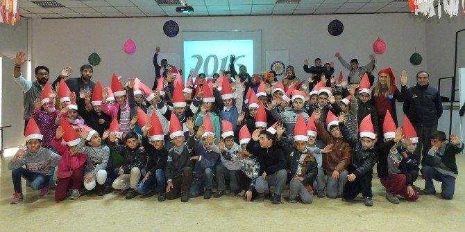 TEGV Van Eğitim Parkı'nda Yeni Yıl Coşkusu