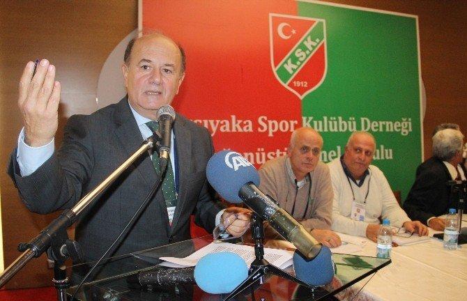 Karşıyaka'da Yeni Başkan Fatih Diniz