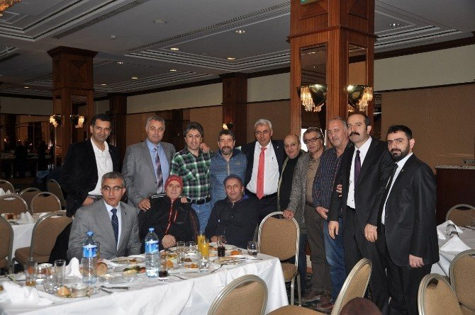 Ziraat Mühendisleri Odası (ZMO) Erzurum Şubesi 12. Olağan Genel Kurul Seçimi Yapıldı