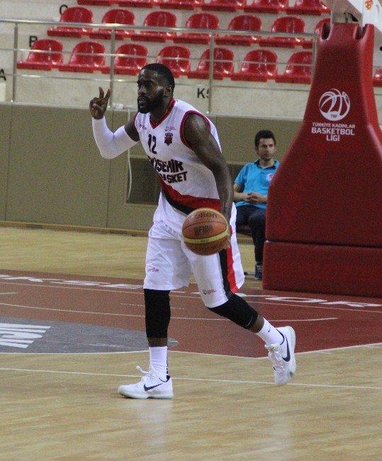 Eskişehir Basket'te Hedef Mutlak Galibiyet