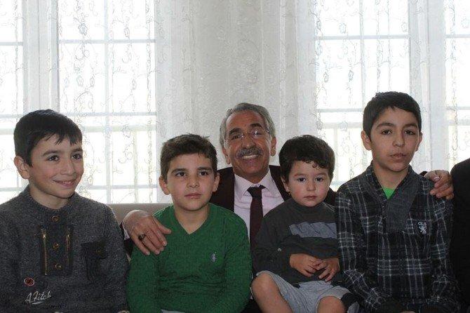 AK Parti'den Ahıska Türklerine Ziyaret
