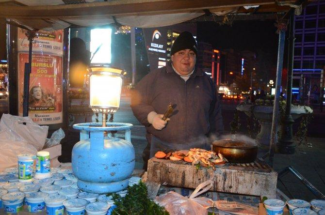 Ankara'da canlı bomba korkusu yılbaşı eğlencesini de etkiledi