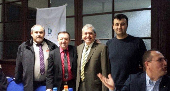 Avrupalı Türk Demokratlar Birliği Üyeleri Wuppertal'da Buluştu