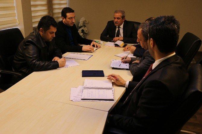 Başkan Demirkol'dan Acil Durum Toplantısı