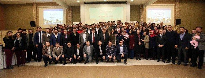 """Başkan Karaosmanoğlu: """"En İyi Yatırım Gençlere Yapılandır"""""""
