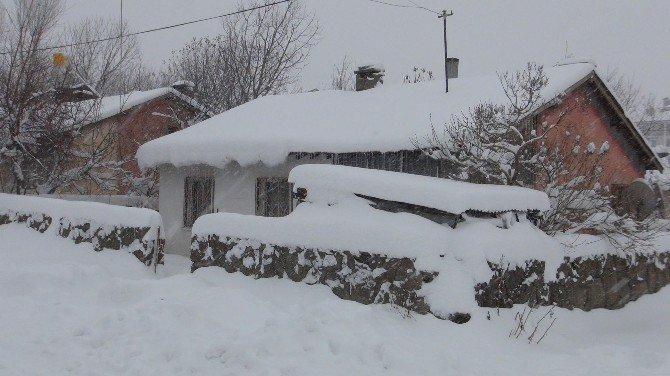 Bitlis'te Kara Kış