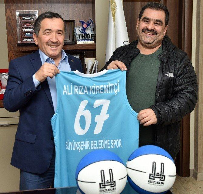Erzurum Büyükşehir, Türkiye'de Basketbolda Bir İlke İmza Attı