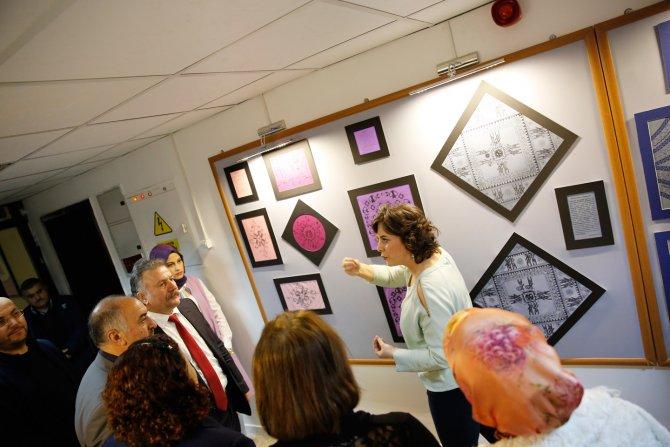 Çankırı'da 'Kültürel izler sergisi' açıldı