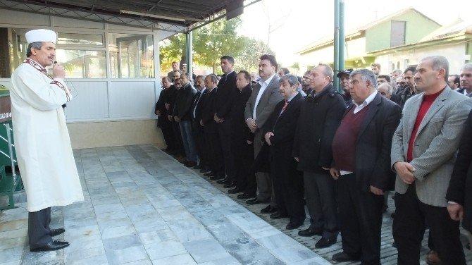 Burhaniye'de AK Partili Onur Bedir'in Acı Günü