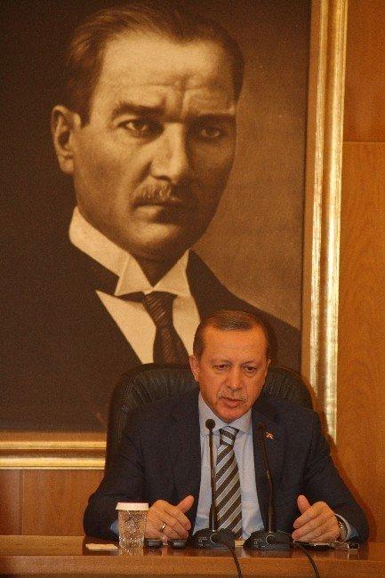 """Cumhurbaşkanı Erdoğan: """"Arama Konferansı Yeni Anayasada Ciddi Bir Zemin Olabilir"""""""
