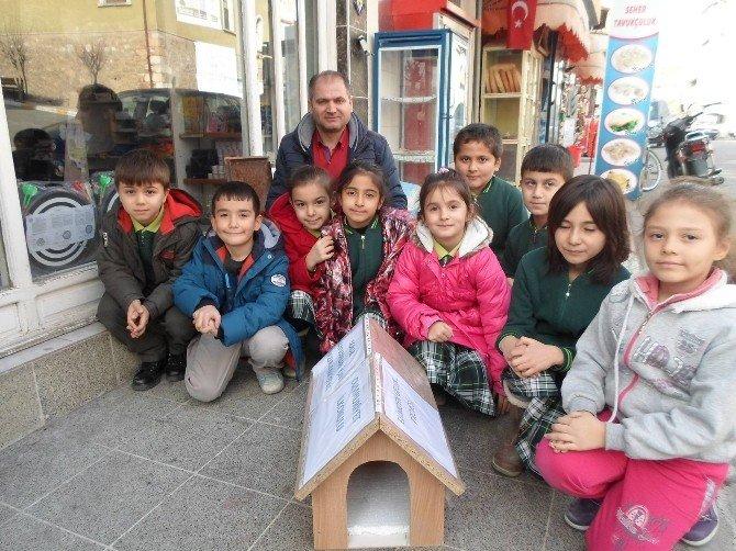 Cumhuriyet İlkokulu'nda 'Elimden Gelen' Projesi