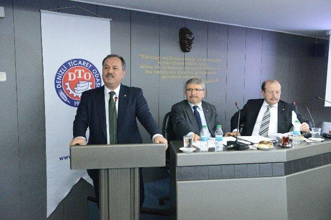 DTO Başkanı Özer, 2015 Yılını Değerlendirdi