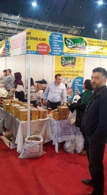Van Kahvaltısı Antalya Fuarı'nda Tanıtıldı