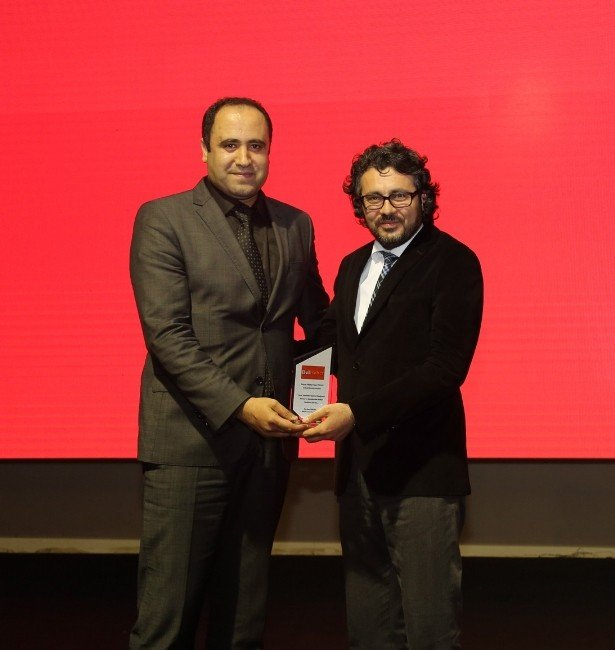Erdemli Belediyesi'ne 'Yılın Belediyesi Ödülü'