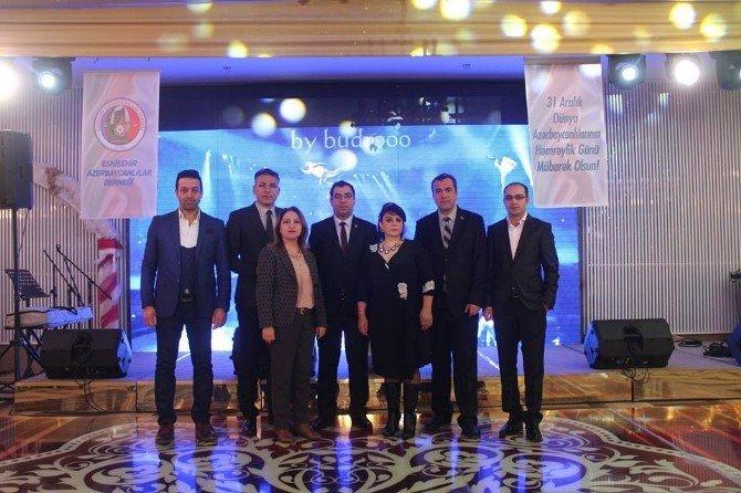Eskişehir'de Yaşayan Azerbaycanlılar ''Hemreylik Günü'' Kutlamasında Buluştular