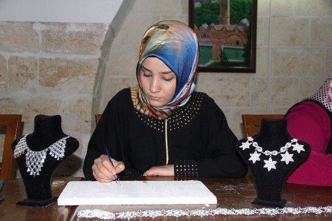 Eyyübiye Belediyesi Eğitim Kursları Başladı