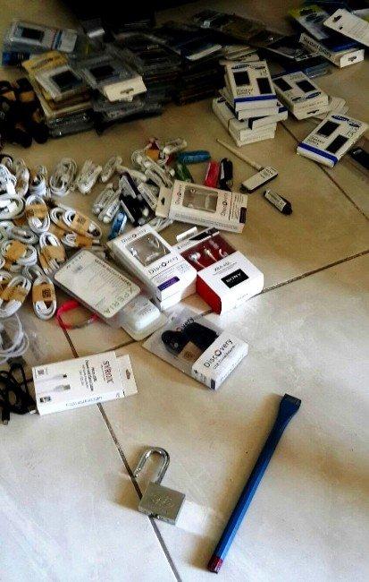 Telefon Hırsızları Devriye Ekiplerine Takıldı