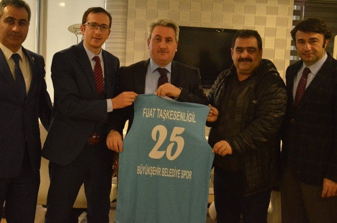 Ghsim, Basketbol Kurmaylarını Ağırladı