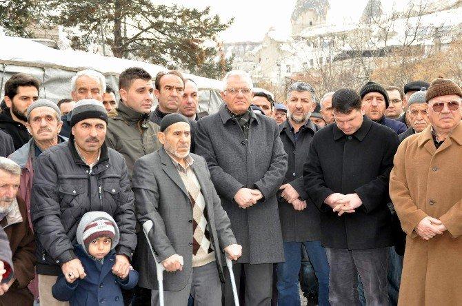 Göreme'den Bayırbucak Türkmenlerine Yardım