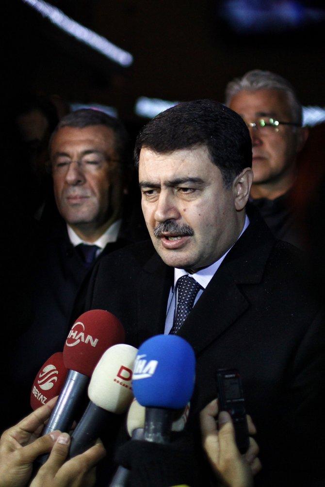 Vali Şahin: İstanbul'da 22 bin polis görev yapıyor