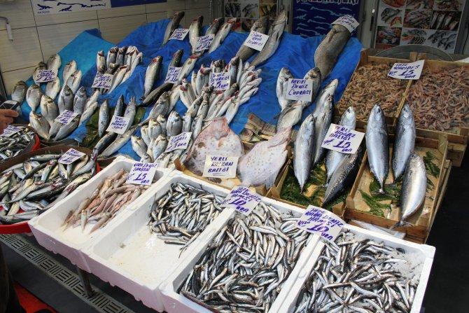 Balık fiyatlarına 'kar' etkisi