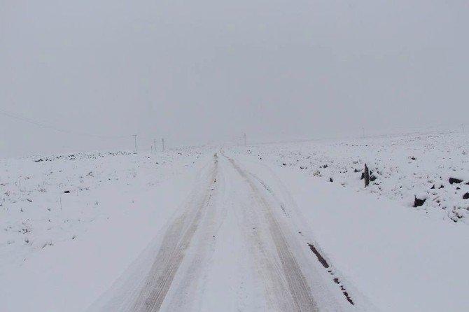 Viranşehir-diyarbakır Karayolu Trafiğe Açıldı