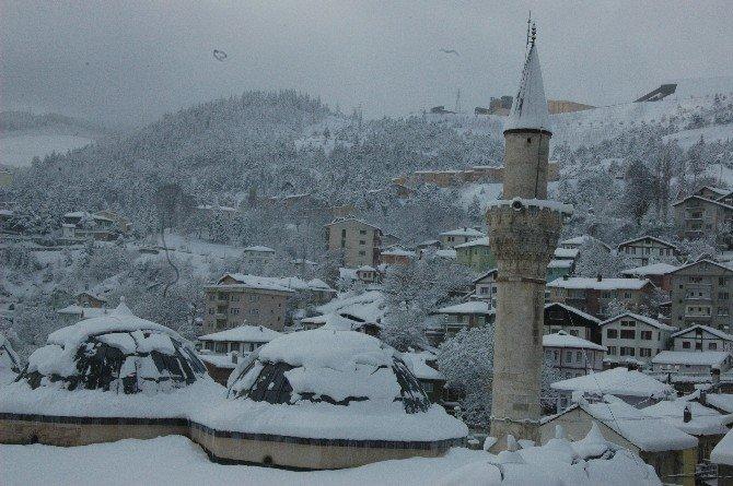 Kastamonu'dan Kartpostallık Kar Manzaraları