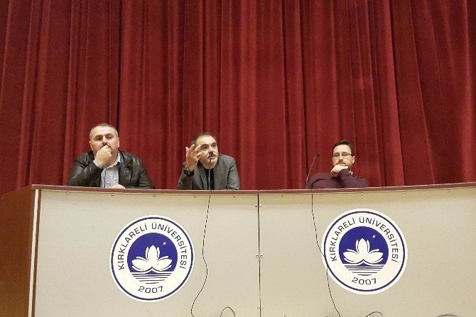"""Mehmet Akif Ersoy'u Anlamak"" Paneli"