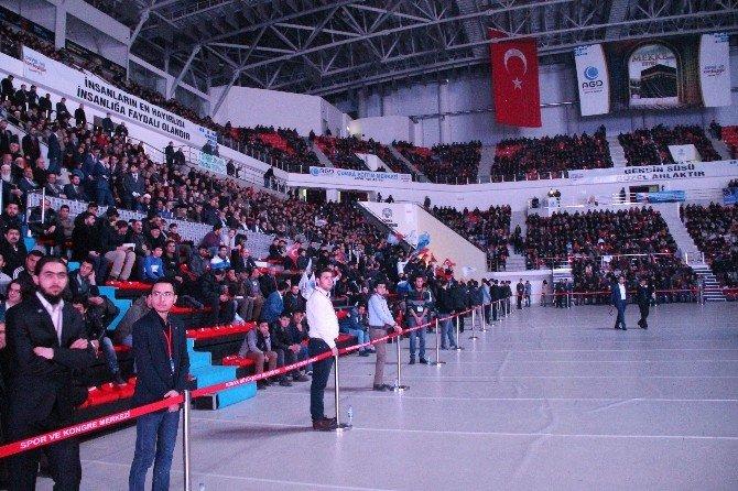 "Konya'da ""Mekke'nin Fethi Gecesi"""